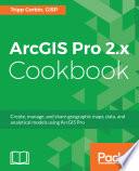 Thumbnail ArcGIS Pro 2.x cookbook