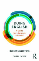 link to Doing English : a guide for literature students in the TCC library catalog