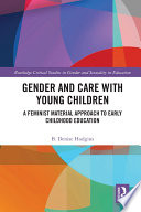 Gender and Care in Teaching Young Children