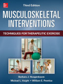 Musculoskeletal Interventions 3 E