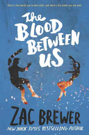 link to The blood between us in the TCC library catalog