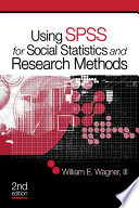 Cover of Using SPSS for Social Statistics and Research Methods
