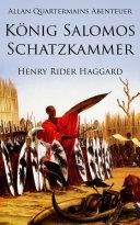 Allan Quatermains Abenteuer: König Salomos Schatzkammer