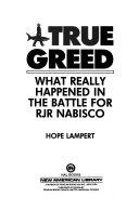 True greed