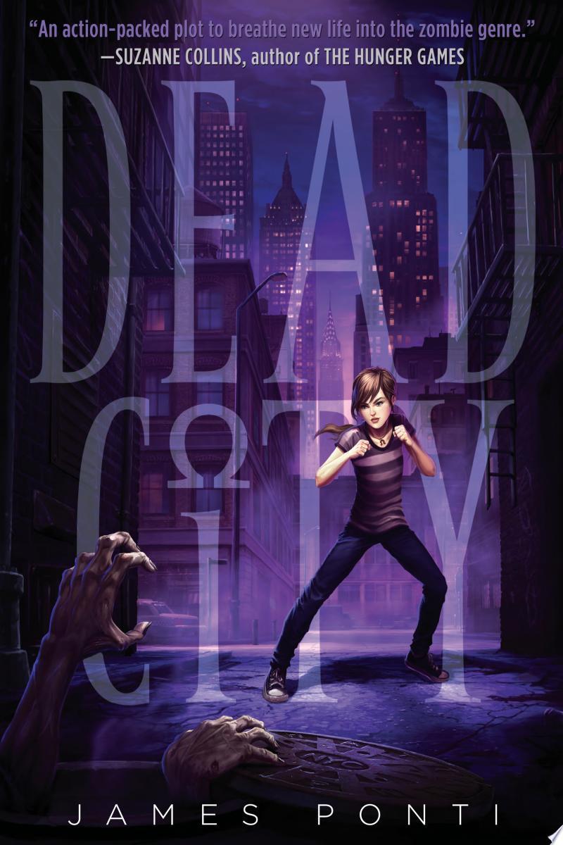 Dead City banner backdrop