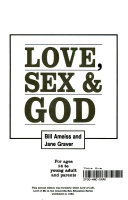 Love  Sex and God