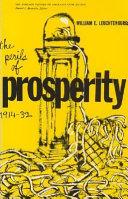 The Perils of Prosperity  1914 32