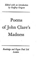 Poems of John Clare s Madness Book PDF