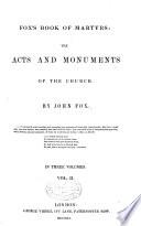 Fox s Book of Martyrs Book PDF