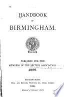 Handbook of Birmingham Book