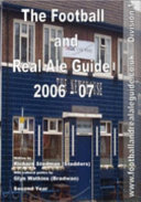 Football and Real Ale Guide Division One