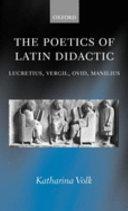 The Poetics of Latin Didactic