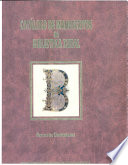 Catálogo de manuscritos da Biblioteca Xeral