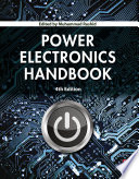 Power Electronics Handbook Book