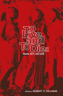 Pdf To Live and To Die: When, Why, and How Telecharger