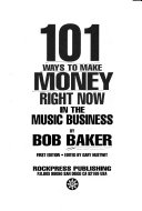 101 Ways To Make Money Right Now In The Music Business