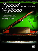 Grand One Hand Solos for Piano  Book 2