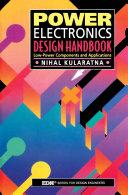 Power Electronics Design Handbook Book