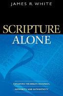 Scripture Alone Book PDF