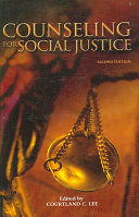 Counseling for Social Justice Book