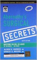 Abernathy s Surgical Secrets  6 e