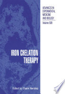 Iron Chelation Therapy