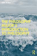 The Philosophy Major's Introduction to Philosophy Pdf/ePub eBook