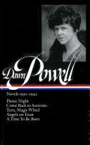 Novels  1930 1942