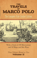 The Travels of Marco Polo, Volume II