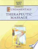 Mosby s Fundamentals of Therapeutic Massage