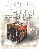 Dimensions of Human Behavior