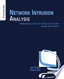 Network Intrusion Analysis Book