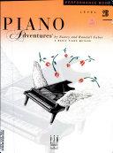 Piano adventures  Performance book