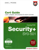 Cover of Security+ Syo-501
