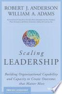 Scaling Leadership