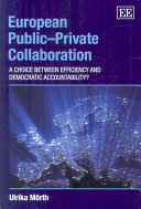 European Public-private Collaboration