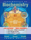Fundamentals of Biochemistry Life at the Molecularlevel 4E Binder Ready Version   WileyPlus Registration Card