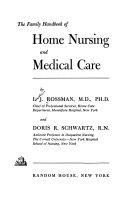 The Family Handbook of Home Nursing and Medical Care