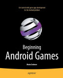 Beginning Android Games ebook