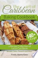 The Art of Caribbean Baking Cookbook Pdf/ePub eBook