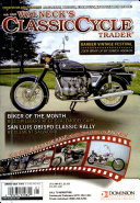 WALNECK'S CLASSIC CYCLE TRADER, Book