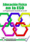 Educación física en la E.S.O.