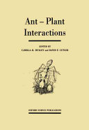Ant--plant Interactions