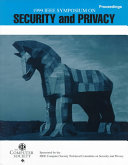 Security And Privacy Book PDF