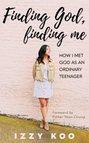 Finding God  Finding Me Book