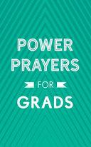 Power Prayers for Grads Book PDF