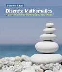 Discrete Mathematics  Introduction to Mathematical Reasoning Book