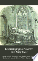German Popular Stories and Fairy Tales Book