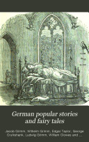 German Popular Stories and Fairy Tales