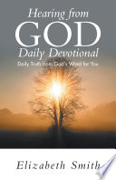 Hearing from God Daily Devotional